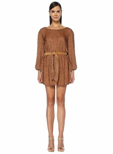 Beymen&Designer Elbise Bronz